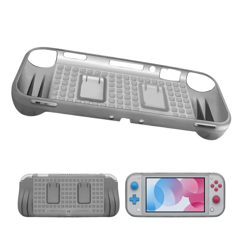 Anti Scratch Integrated Soft TPU Case Protect Shell Skin For NS Switch Lite Full Protection BREATHABLE DESIGN 40AUG77