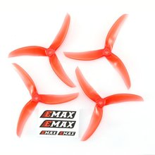 2 Pairs Propellers CW CCW Replacement Props Quick-Release Paddle 5026-3/5028-3/5028-4 Propeller For 5 inch FPV RC Drone 4pcs bag rctimer 12x6 5 12x6 5 inch precision folding propeller pro blade 2 30 5x16 5cm for rc powered glider plane props