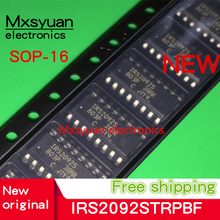 Audio-Amplifier-Chip IRS2092STR 5PCS SOP16 In-Stock Digital NEW Original