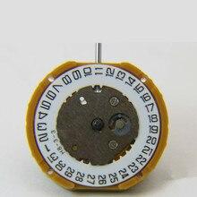 Часы Аксессуары для перемещения Япония GN15 кварцевый механизм два штифта один календарь стержень без батареи