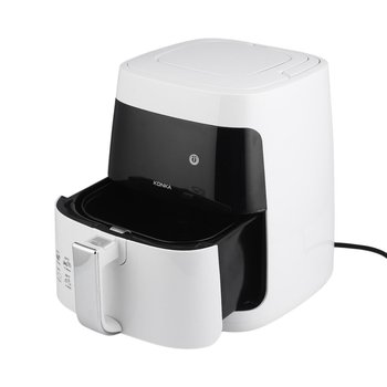 Microcomputer Intelligent Control KONKA KGKZ-2501 110V 2.5L Smokeless Electric Air Fryer French Fries Machine Non-stick Fryer