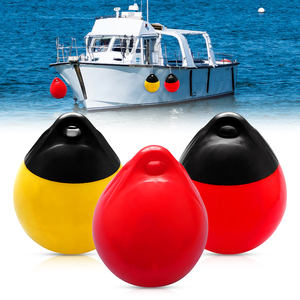 Image 5 - 1 Pcs Inflatable Boat Fender 250x300mm UV Protected Suitable for Small Boat Useful Buffers Against Scuffing Mounted Horizontally