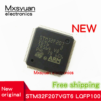 5pcs~50pcs STM32F207VGT6 STM32F207 STM32F207V6T6 STM32F207V6TB QFP-100 New original IC In stock! фото