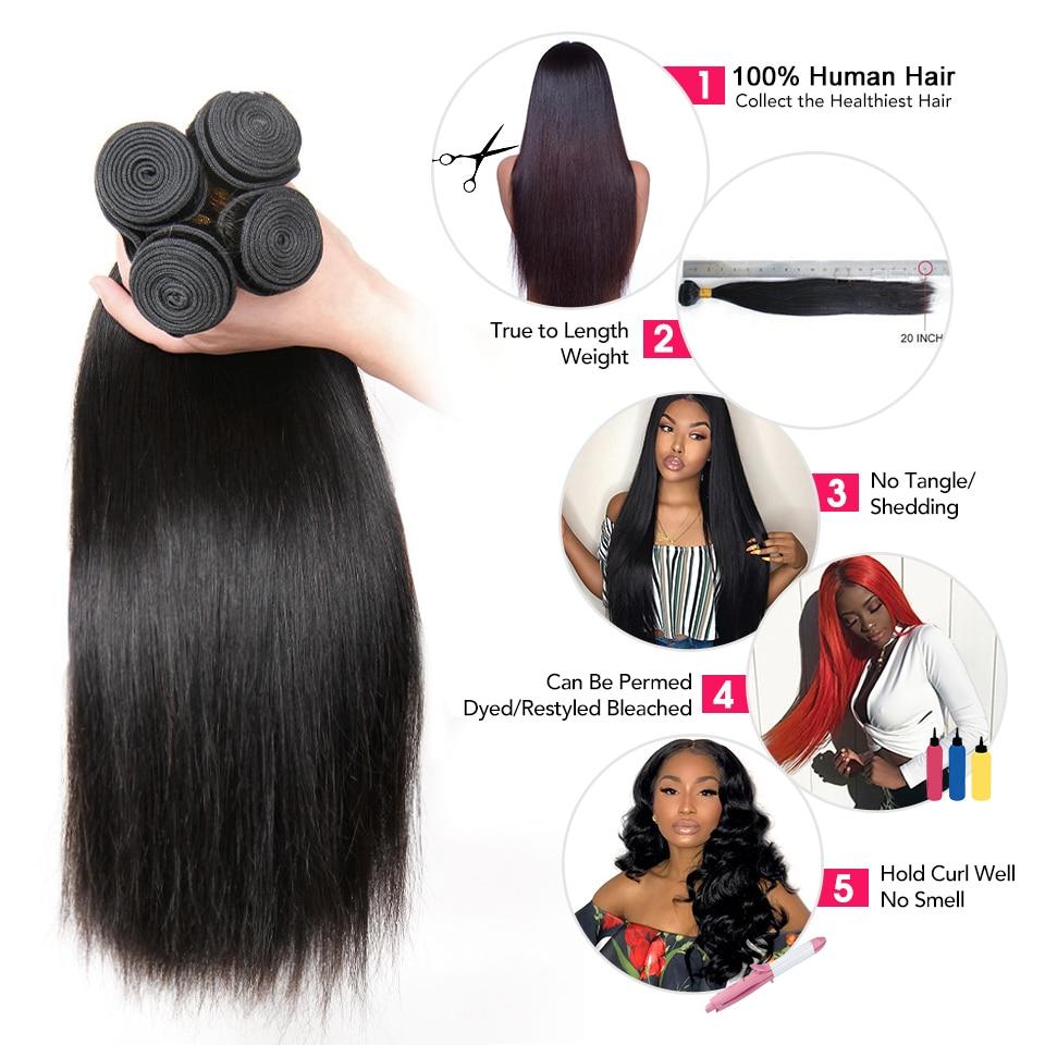 de cabelo remy tecer cabelo humano sedoso cabelo 1 3 4 peças