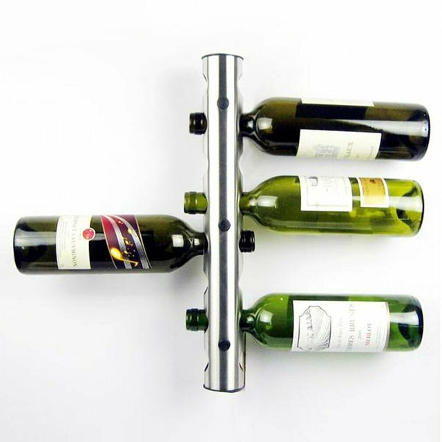Creative Wine Hanging Rack 4