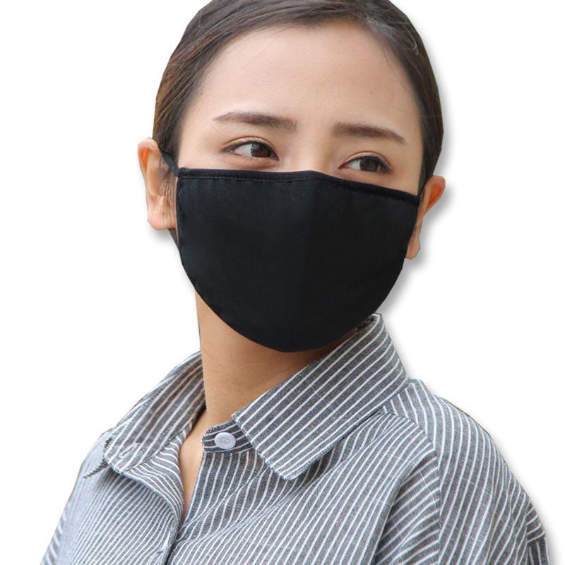 Fashion Mouth Mask Washable Reusable Cotton Masks 57BD