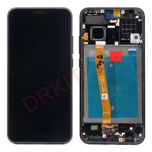 Image 2 - DRKITANO Display for Huawei Honor 10 LCD Display COL L29 Touch Screen With Frame For Honor 10 LCD Screen+FingerPrint Replacement