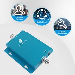 Image 4 - Усилитель мобильного сигнала WCDMA 2100 МГц с усилением, 62 дБ (LTE Band 1) 2100 UMTS 3G (HSPA) 3G UMTS, Усилитель сотового ретранслятора для дома
