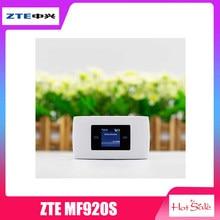 Entsperrt ZTE MF920S 4G LTE Mobile WiFi Tasche Hotspot Router Modem