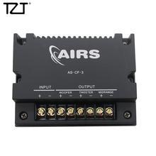 TZT HiFi 3 way samochodów zwrotnica częstotliwości do głośnika głośnik wysokotonowy/średni/głośnik niskotonowy Crossover 4 ~ 8 Ω 200W