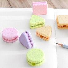 купить Lytwtw's Cute Cookie Sharpener School Supplies Boys Girls Pencil Sharpener Creative Stationery 1Piece дешево