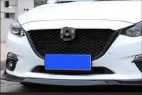 FOR Axela FRONT RACING GRILL GRILLE fits for Mazda 3 Sport Axela 2014 2016 grills