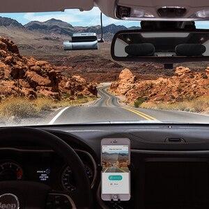 Image 2 - 70mai akıllı çizgi kam Mini uluslararası araba dvrı 70mai Mini 1600HD araba kamera APP sürüş kaydedici 140 FOV g sensor gece görüş