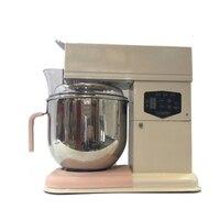 Máquina de mistura do agregado familiar comercial chef máquina 7l máquina de leite fresco misturador automático amassar máquina batedor ovo|Liquidificadores| |  -