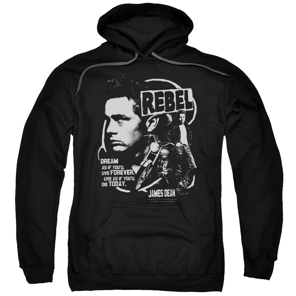 James Dean Rebel Cover Adult Pull-over Hoodie Winter Summer Coat Streetwear Gym Jogger Hoodies Sweatshirts