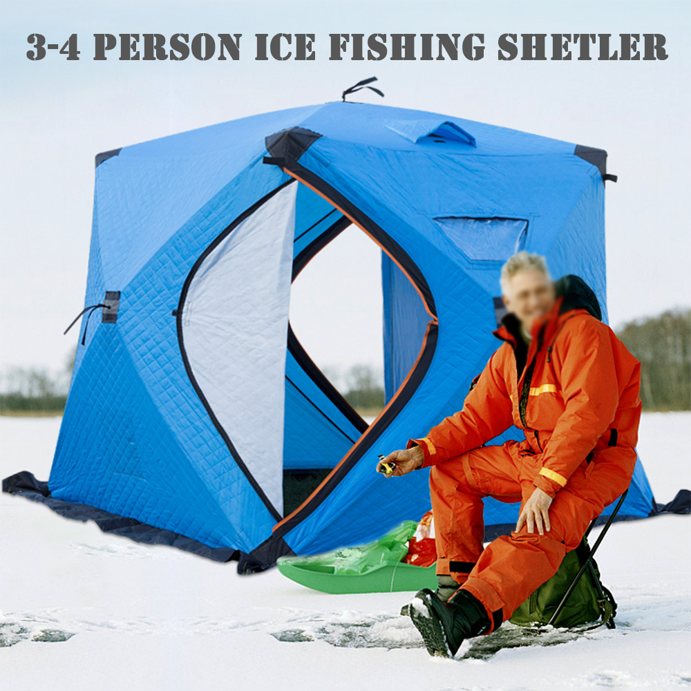 abrigo de pesca no gelo portatil facil 01