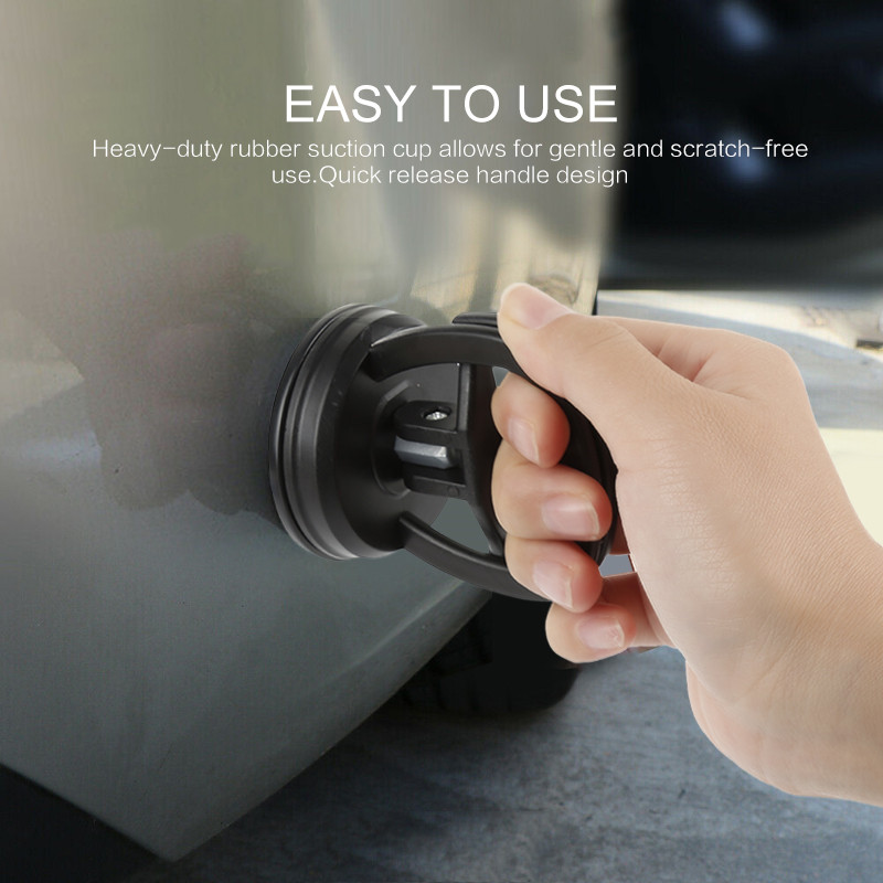 Car Accessories Portable Mini Car Dent Remover Puller Auto Removal Tools Strong Suctiont Car Body  Repair Tool