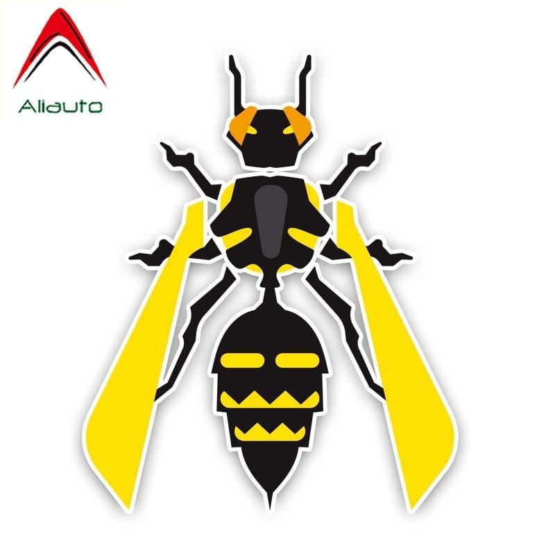 Honey Beekeeper Beehive Design Fun Window Bumper Vinyl JDM Sticker 15.2CMx11.6CM