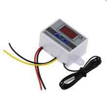 Цифровой регулятор температуры xh w3001 переключатель c