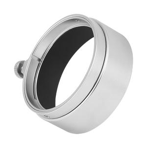 Image 5 - Haoge LH M37W Metal Lens Hood for Leica Leitz Elmar 3.5cm 35mm f3.5 replace A36 Silver