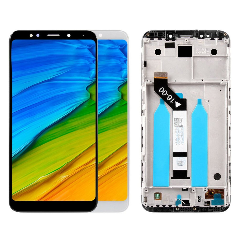 Xiaomi Frame Screen-Digitizer Lcd-Display 5-Plus Assembly-Panel Replacement-Part Touch-Screen