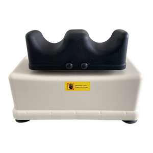 Image 2 - Máquina Eléctrica de oscilación aeróbica para pies oscilantes, masajeador de fisioterapia para cintura, dispositivo de tracción de columna vertebral Cervical y lumbar