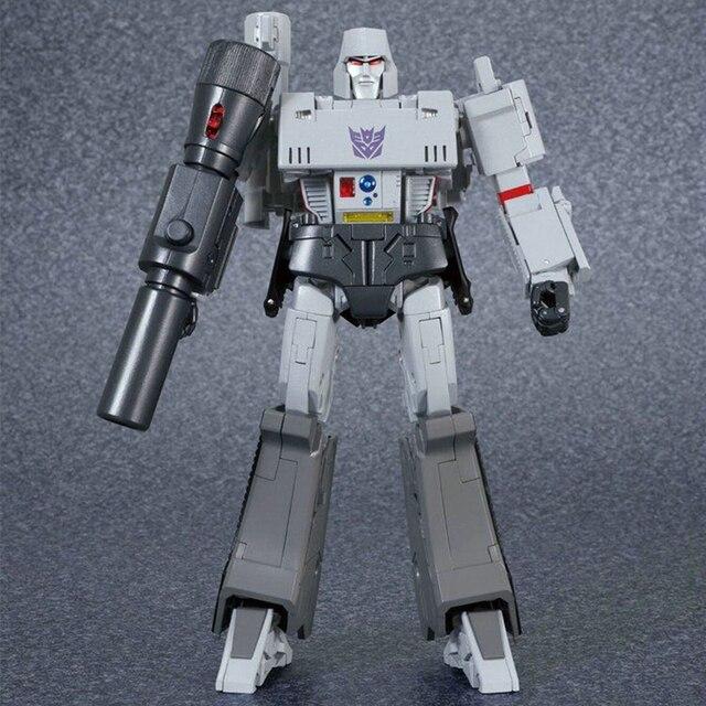 TAKARA TOMY transformateurs chef-d œuvre Megatron KO MP-36 figurine Collection Robot cadeau jouets
