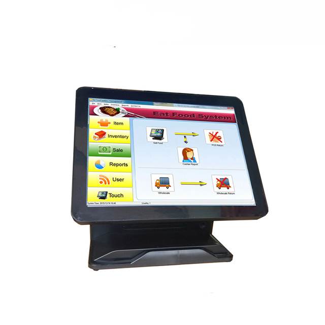 Système de point de vente de marque professionnel, caisse enregistreuse, système tout-en-un pour supermarché 2