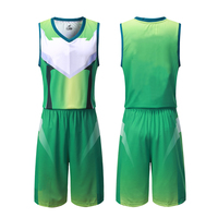 Basketball Suit New Men'S And Students' Match Jerseys Training Uniforms Group Purchase Custom Printed Sports Uniforms
