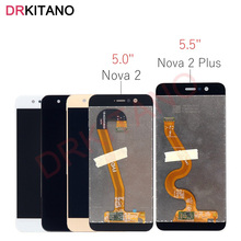 For Huawei Nova 2 Plus LCD Display Touch Screen Digitizer BAC L23 L03 For Huawei Nova 2 LCD Screen Nova2 PIC LX9 L29 L09
