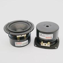 Amplifier Speaker Midrange Full-Frequency-Speaker 3inch Audio-Power Round 15W 4-Ohm 1-Pcs