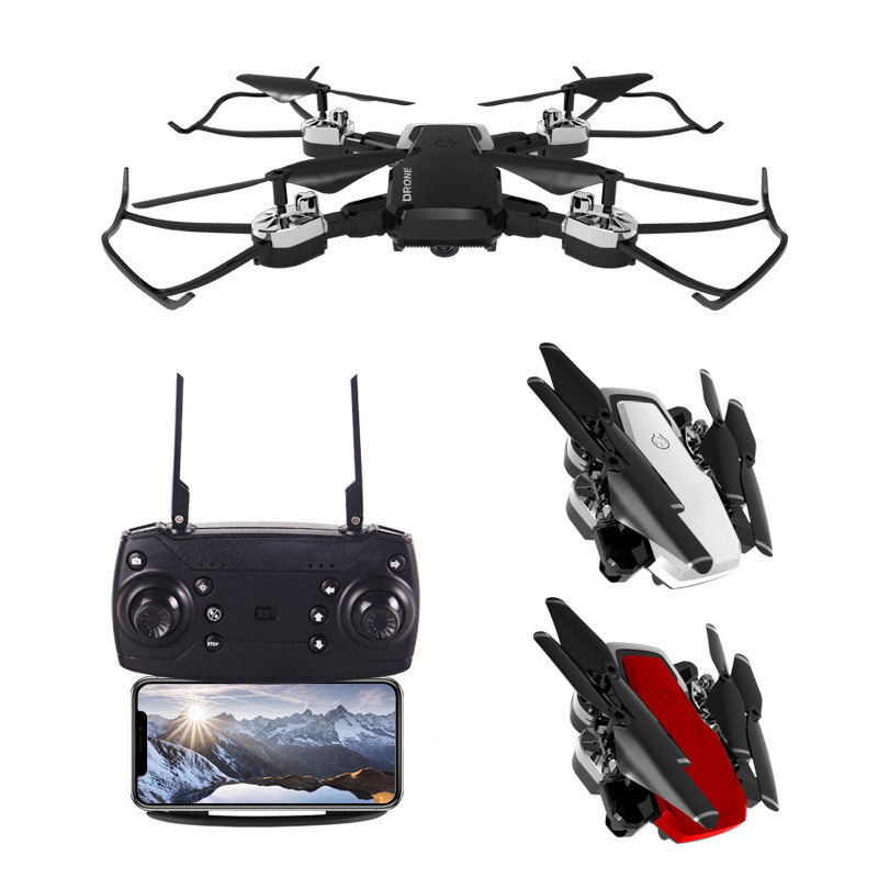 Cross Border L2 Long Endurance Unmanned Aerial Vehicle High-definition Aerial Photography Folding Quadcopter With Pressure Set H