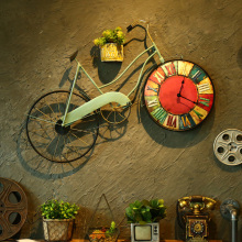 Настенные часы в стиле ретро, настенные часы, подвесные настенные часы для гостиной, подвесные винтажные часы, украшения для дома