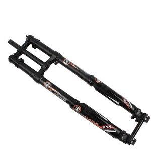 USD-8 Shoulder Air Pressure Backlash Forklift Mountain Bike DH Speed Drop Front Damping Adjustment(China)