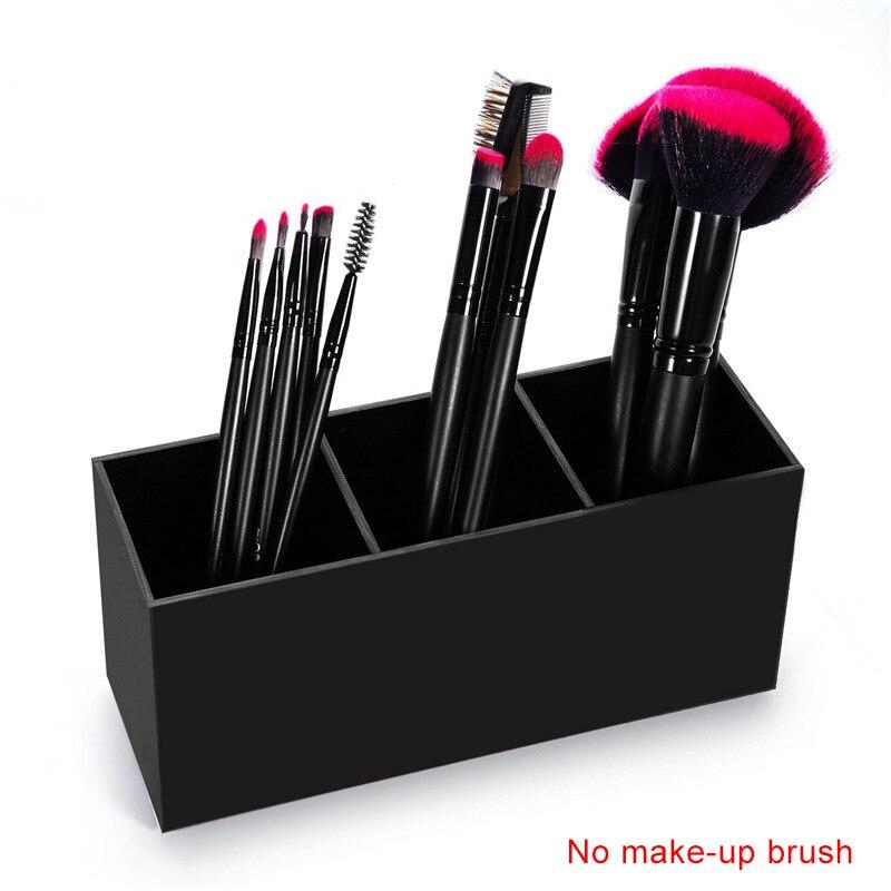 cosmeticos acrilico maquiagem ferramentas escova titular organizador 04