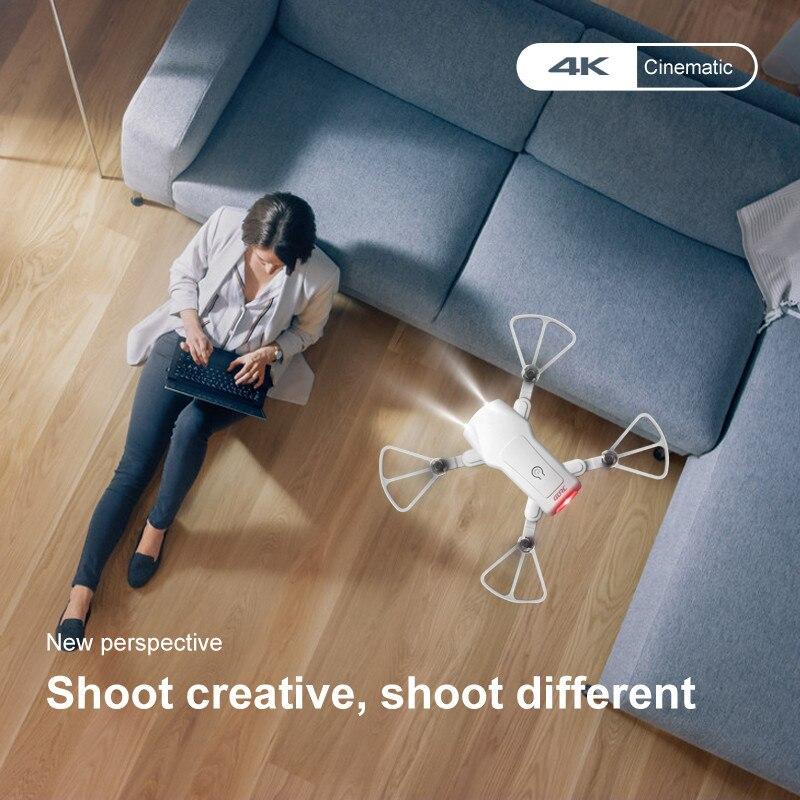4D-V9 Nieuwe Mini Drone 4K 1080P Hd Camera Wifi Fpv Luchtdruk Hoogte Hold Grijs Opvouwbare Quadcopter Rc dron Speelgoed Kid Volwassen Geschenken 3