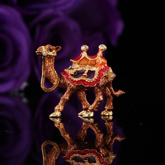 QIFU New Arrive Small Camel Figurine Souvenir for Home Decor 4