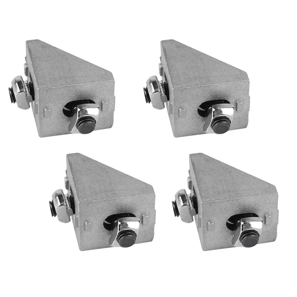 Straight Bracket Aluminium Profile 20 30 Tnut M5 Frame CNC Printer Flux Workshop
