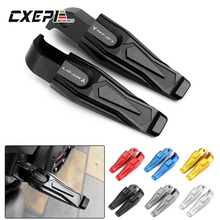 Motorcycle Rear Foot Pegs Rests Passenger Footrests For Yamaha Tmax 530 T max dx sx 2012 2020 tmax 500 XP500 MT09 MT07 MT 07