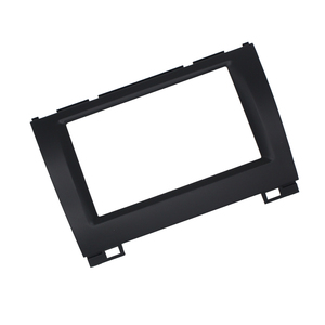 Image 3 - 11 274 Car Radio Fascia For GREAT WALL Hover (Haval) H3 H5 X240 Stereo Double 2 Din Fascia  Frame Dash CD Trim Installation Kit