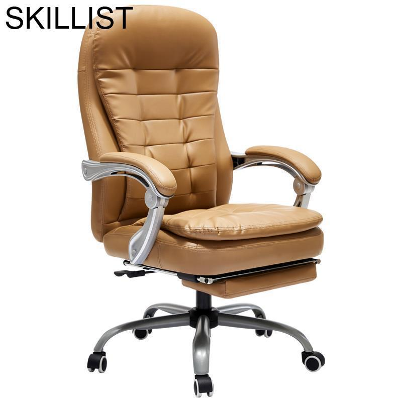 Lol Furniture Oficina Escritorio Stoel Gamer Stool Bilgisayar Sandalyesi Leather Silla Gaming Cadeira Poltrona Office Chair