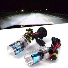 h7 h11 h1 h3 h8 h9 hb3 hb4 9005 9006 HID Xenon Bulb Car headlight 35W 6000K 8000K purple pink green Auto Fog Lamp Headlight 12V стоимость