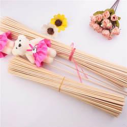 Бамбуковый мультяшный букет материал шампур Инструменты для барбекю цветочный упаковочный материал мультфильм упаковка букета бумаги