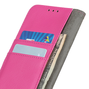 Image 4 - Litchi Flip PU Leather Stand Card Slots Wallet Cover Case for Sony Xperia 20/ Xperia 10/ Xperia 1/ Xperia 2/ L3 XZ4 XZ4 XZ3 XZ2 Premium XA2 Plus