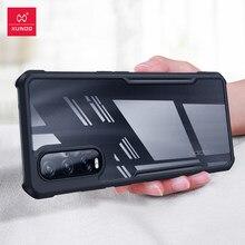 Find X2 Pro Case, XUNDD obudowa z poduszką powietrzną, do OPPO Find X2 X3 Lite Neo skrzynki pokrywa, ochronny, odporny na wstrząsy zderzak telefon przezroczysty pokrowiec