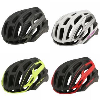 Casco de Bicicleta CAIRBULL con luz trasera de casco de carrera para...