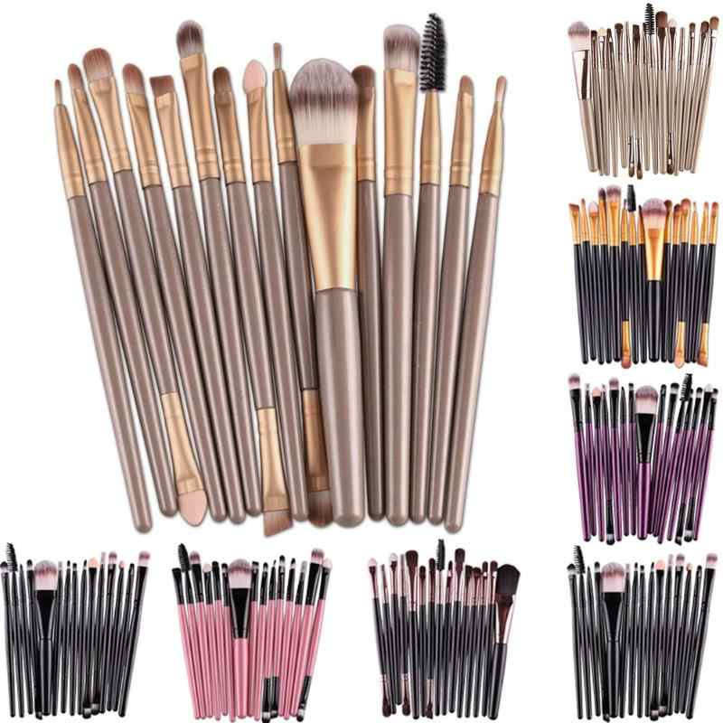 Professional Cosmetic Pen Set Makeup Brush Blush Eye Shadow Brush Travel Makeup Brush Tools