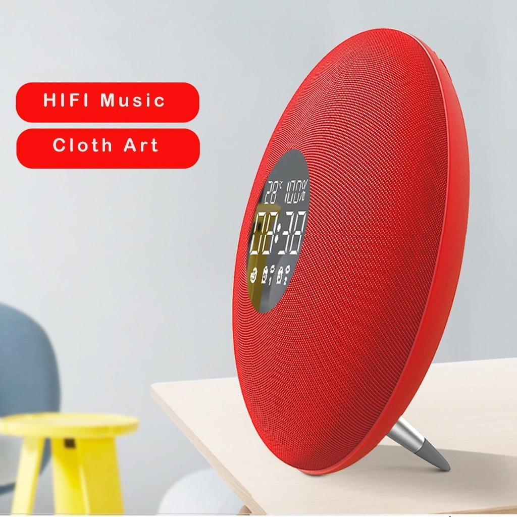 HIFI musique miroir Bluetooth haut-parleur avec télécommande pour douches salle de bain voiture meilleure basse son Bluetooth haut-parleur