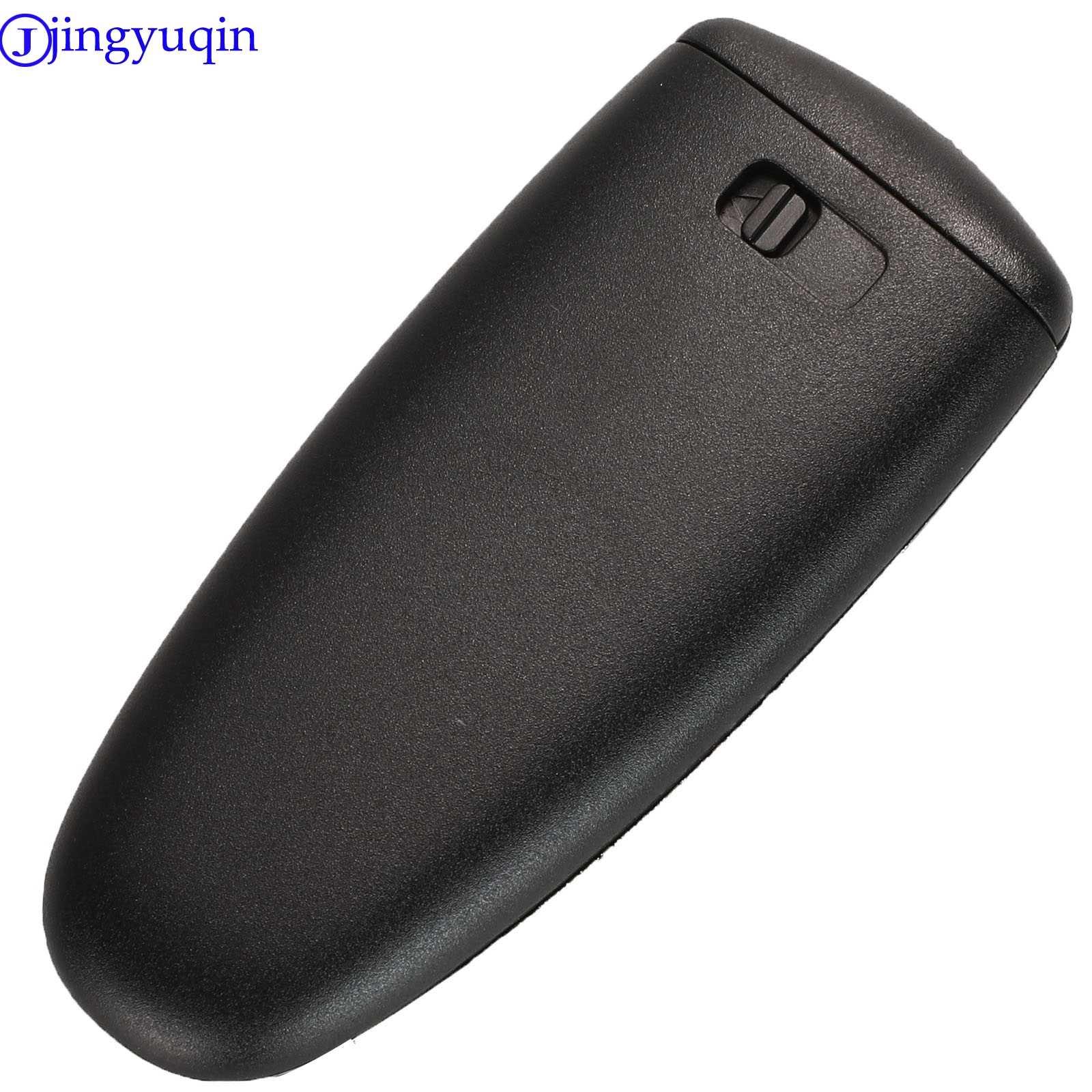 Jingyuqin 5 шт. 5 кнопок чехол для дистанционного ключа от машины крышка Fob для Ford Explorer Edge Escape Flex Телец 2011 2012 2013 2014 2015 Smart