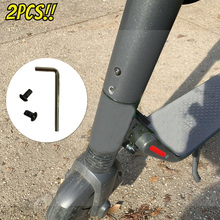 Juego de tornillos de montaje para patinete eléctrico, herramientas de reparación con llave para Ninebot Es1 Es2 Es4, 2 uds.